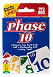 Phase 10 Card Game — Styles May Vary