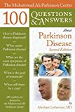 img - for The Muhammad Ali Parkinson Center 100 Questions & Answers About Parkinson Disease (100 Questions & Answers) by Abraham Lieberman (2009-12-08) book / textbook / text book