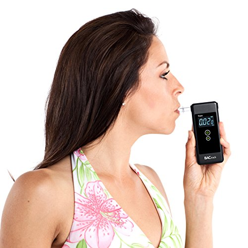 BACtrack Trace Professional Breathalyzer Portable Breath Alcohol Tester by BACtrack (Image #3)