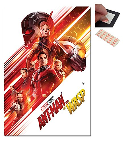 Ant-man and The Wasp One Sheet Poster - 91.5 x 61cms