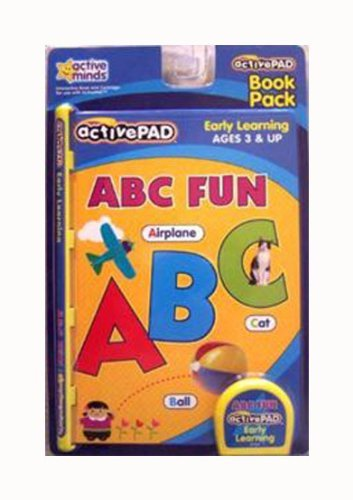 ActivePad ABC Fun - Early Learning Ages 3 and Up