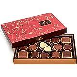 Godiva Chocolatier Chocolate Biscuit Gift Box, Assorted, 32 Count