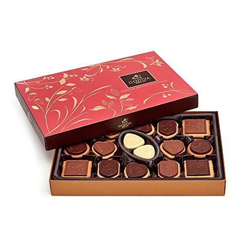 Chocolatier Assorted Chocolate Biscuit Holiday