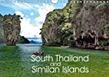 South Thailand and Similan Islands 2018: Best photos of southern Thailand and Similan Islands (Calvendo Nature)