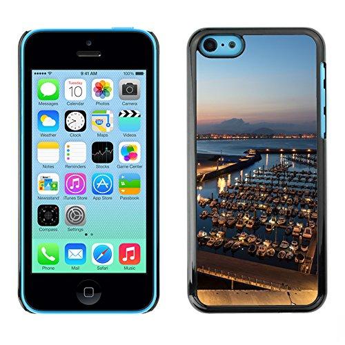 Premio Sottile Slim Cassa Custodia Case Cover Shell // F00009248 jetée // Apple iPhone 5C