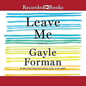 Leave Me Audiobook
