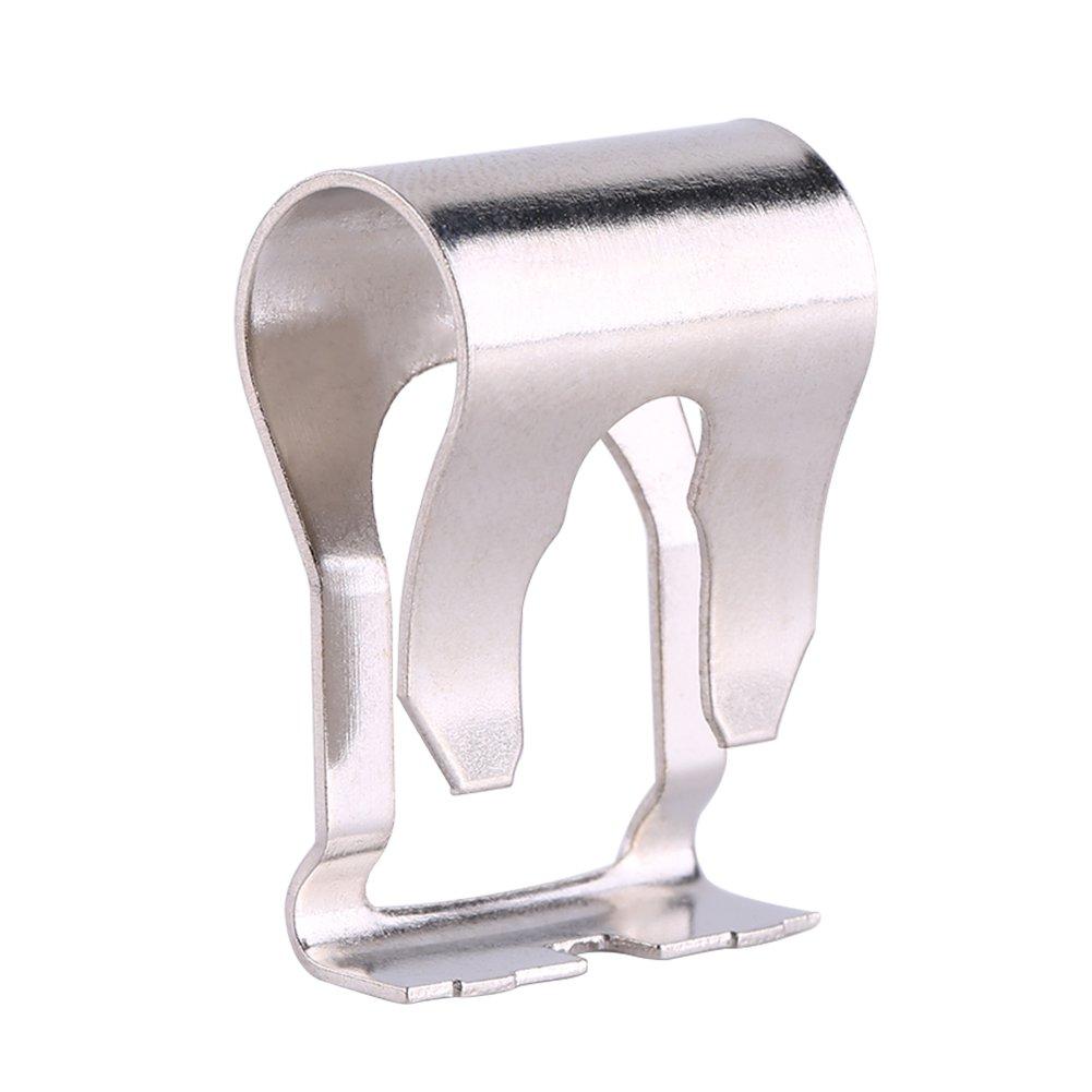 Clip de varillaje de limpiaparabrisas, par Aramox de parabrisas de limpiaparabrisas Varillas de varillaje de brazos Kit de clip de reparación: Amazon.es: ...
