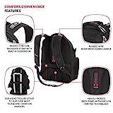 SWISSGEAR 5709 ScanSmart Laptop Backpack | Fits