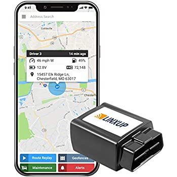 Amazon.com: autobrain Real Time GPS Tracker for Vehicles ...