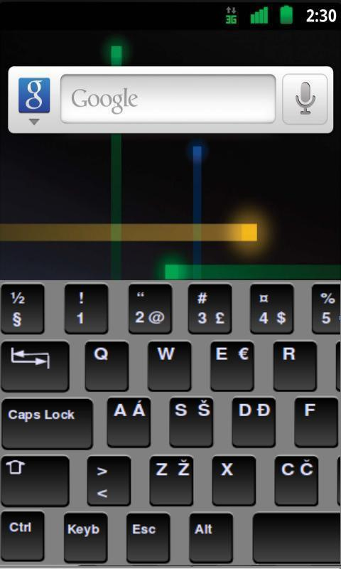 How to Increase the Size of the Keyboard on an Android Phone