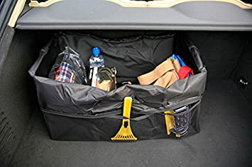 SKODA CITIGO 2012 ON Heavy Duty Waterproof Boot Tidy Pet Mat Liner