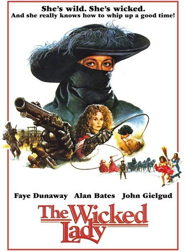 DVD : Faye Dunaway - The Wicked Lady (DVD)