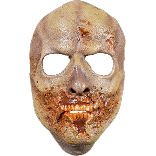 Walking Dead Teeth Walker Face Mask Adult Halloween Costume Haunted House Zombie -