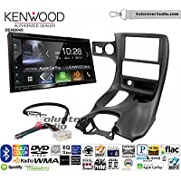 Volunteer Audio Kenwood Excelon DDX6904S Double Din Radio Install Kit with Satellite Bluetooth & HD Radio Fits 1997-2004 Corvette