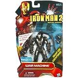 Iron Man 2 Movie Series 6 Inch Exclusive Action Figure War Machine