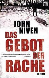 Das Gebot der Rache: Thriller (German Edition)
