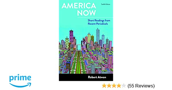 Amazon america now short readings from recent periodicals amazon america now short readings from recent periodicals 9781319055110 robert atwan books fandeluxe Image collections