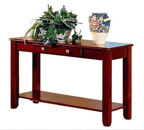 Incredible Amazon Com Slim Console Table Narrow Entryway Hall Long Ibusinesslaw Wood Chair Design Ideas Ibusinesslaworg