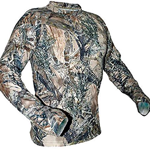 a1d4eabfcc2e0 Image Unavailable. Image not available for. Color: BASE LAYER SCENT-LOK  BLOCKER HUNTING MC2 CAMO LONG SLEVE T SHIRT ...