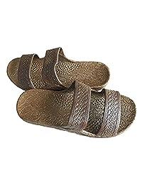 Pali Hawaii Classic Jesus Sandals - - BROWN/8