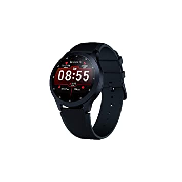 QYQ Reloj Inteligente Ritmo cardíaco y Seguimiento de la Actividad Monitoreo del sueño Pulsera Inteligente Podómetro
