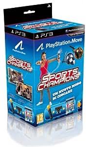 PlayStation 3 - Sony Move Starter Kit con Sports Champions [Bundle] [Importación italiana]