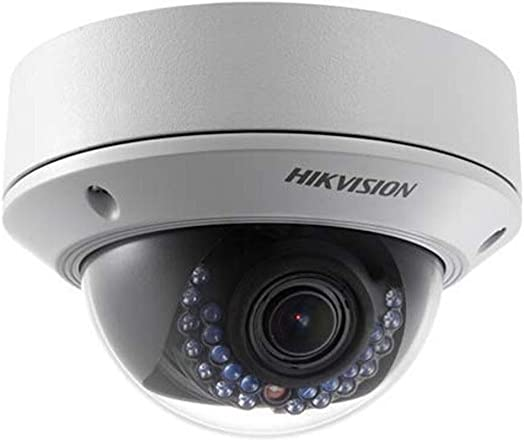 Newest V5.2.5 Hikvision DS-2CD2732F-IS 2.8-12mm vari-focal lens Dome Camera 2048X1536 POE Power Network IR IP CCTV Camera