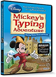 INDIVIDUAL SOFTWARE Disney: Mickey's Typing Adven