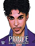 Book cover from Prince Greatest Hits Coloring Book by Sasha Ruiz