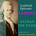 Nathan der Weise Audiobook by Gotthold Ephraim Lessing Narrated by Jürgen Fritsche