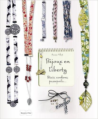 Livres gratuits Bijoux en biais liberty - Biais, cordons, passepoils... pdf
