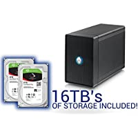 Nt2 U3.1 16TB HDD (Seagate Iron Wolf Pro 8TB HDD x 2 ) : ST8000NE0021