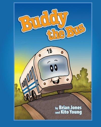 Buddy The Bus ebook