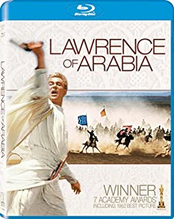 Lawrence of Arabia (Restored Version) [Blu-ray] (B008Y1YK0I) | Amazon Products