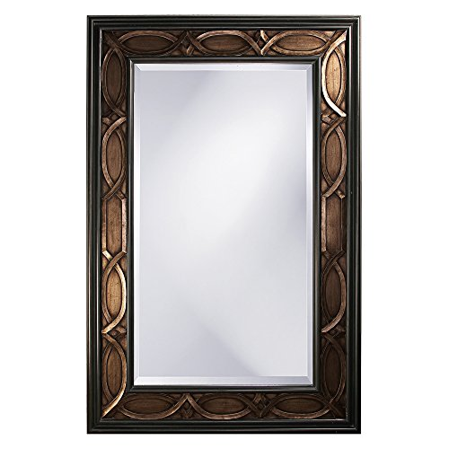 Howard Elliott 43070 Charles Mirror, Bronze
