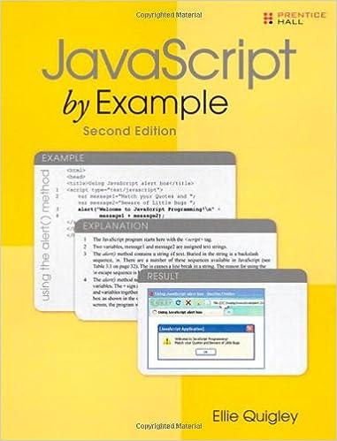 Javascript by example by dani akash s | pdf, ebook | read online.