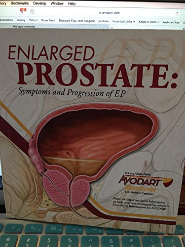 ENLARGED PROSTATE SYMPTOMS AND PROGRESSION OF EP