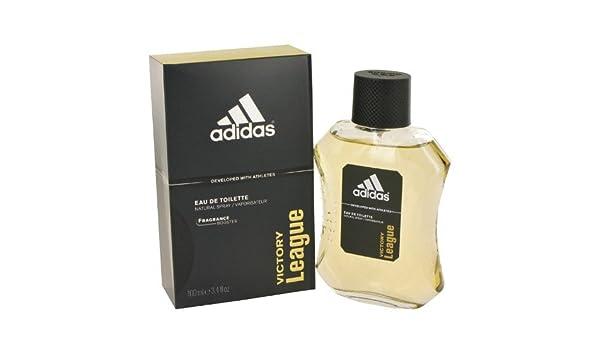 Adidas Victory League - Agua de tocador vaporizador para hombre, 100 ml: Amazon.es: Belleza