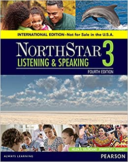 NorthStar Listening and Speaking 3 SB, International Edition