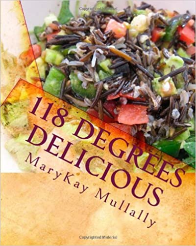 118 Degrees Delicious: Live Vegan Raw Food Recipes for Life!
