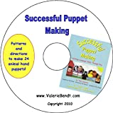 img - for Successful Puppet Making CD Version book / textbook / text book