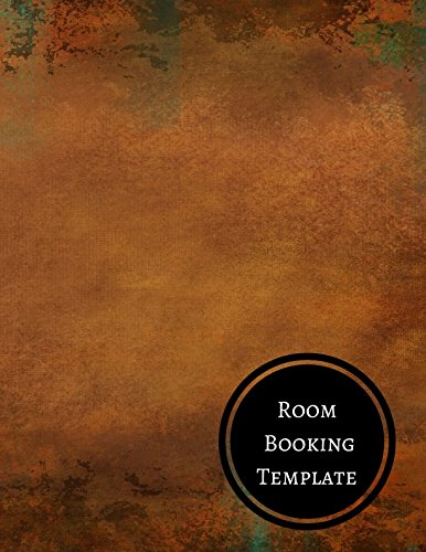Room Booking Template: Hotel Reservation Log