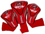 Tampa Bay Buccaneers 3-Pack Contour Golf Club Head Covers