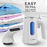 PurSteam Handheld Steamer for Clothes - Portable