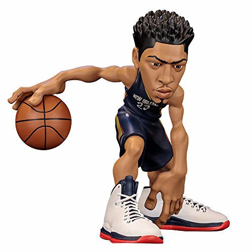 ICONai Small-Stars Anthony Davis 11-inch Smart Collectible NBA Figure [ONLY ~150 Figures Produced New Orleans Pelicans Icon Edition Jersey] Amazon Exclusive Artist-Autographed CERT -