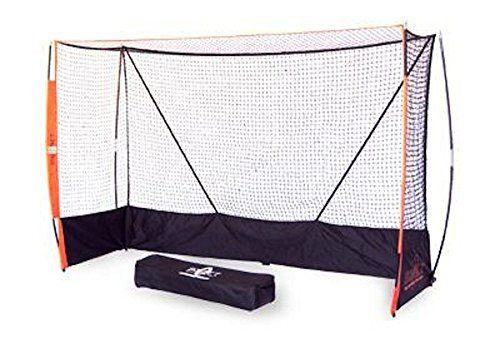 Bownet 2M x 3M Official Size Portable Indoor Field Hockey - Hockey Portable Field Goal