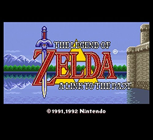 The Legend of Zelda: A Link to the Past (New 3DSXL Only) - 3DS [Digital Code] (World Of Nintendo Ganon)
