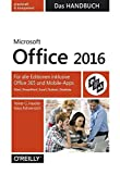 img - for Microsoft Office 2016 - Das Handbuch: F??r alle Editionen inkl. Office 365 und Mobile-Apps by Rainer G. Haselier (2015-12-06) book / textbook / text book