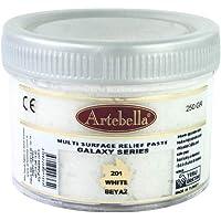 Artebella MSR201 Rölyef Pasta Galaxy Serisi Beyaz