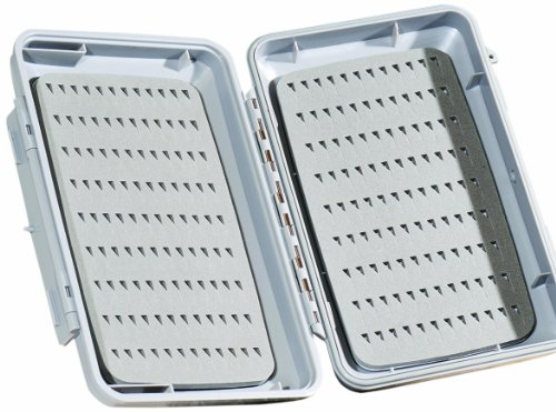 (Eagle Claw Wright & Mcgrill Standard Fly Box, Large )
